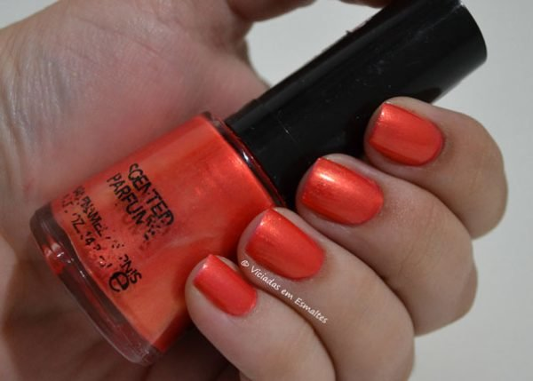 Esmalte Perfumado Revlon Orange Pop