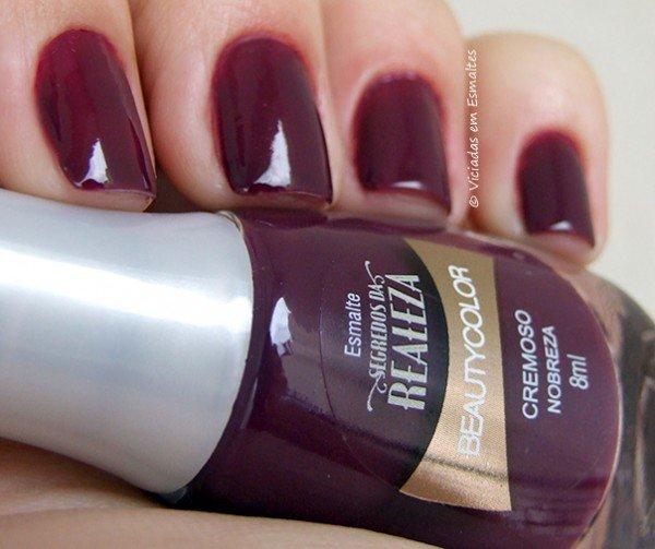 Esmalte Beauty Color Nobreza
