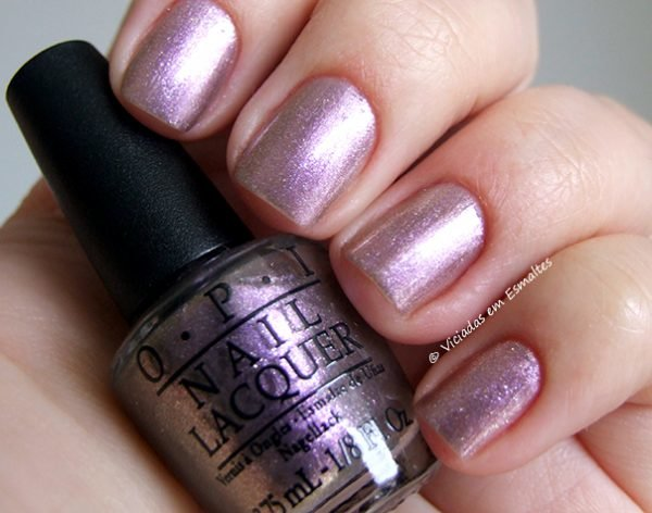 Esmalte OPI Next Stop... The Bikini Zone