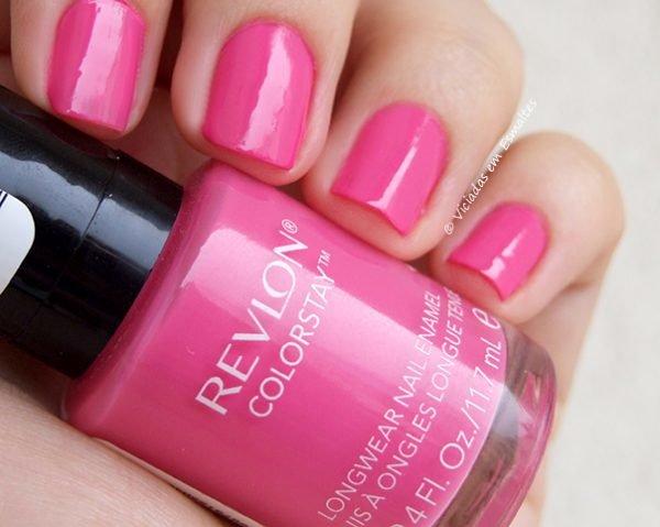 Esmalte Revlon ColorStay Passionate Pink