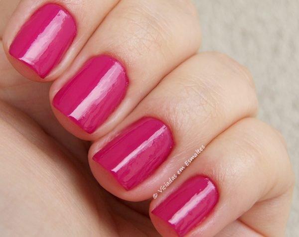 Esmalte Rich Raspberry Revlon Colorstay