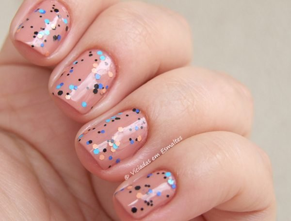 Esmalte Top Beauty MPB