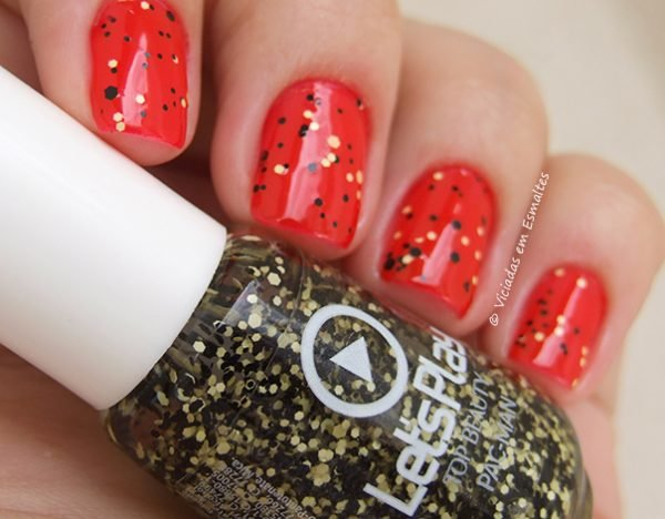 Esmalte Top Beauty Pac Man