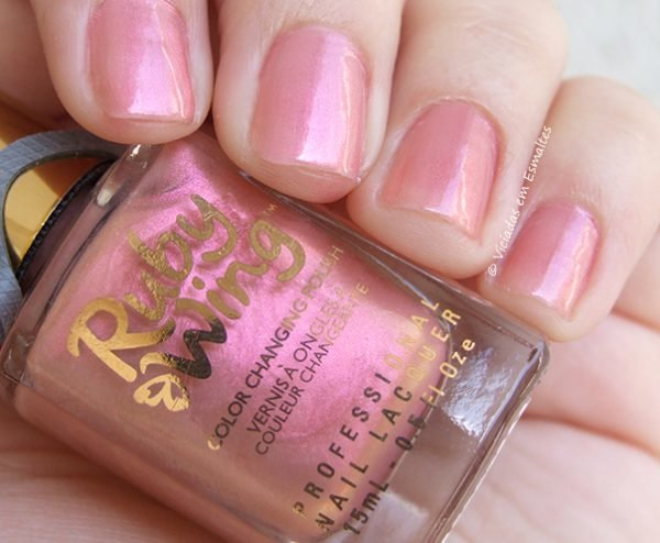 Esmalte Ruby Wing Color Changing Lily