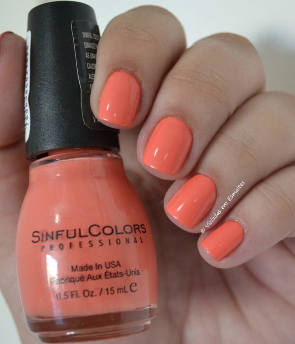 Esmalte Sinful Colors Hazard