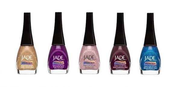 Esmaltes Jade Sand's Collection