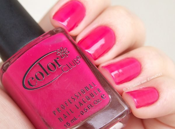 Resenha Esmalte Color Club Gimme a Grape Big Kiss