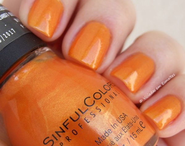 Esmalte Sinful Colors Cloud 9