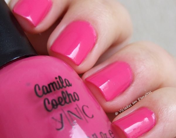Esmalte Camila Coelho by YNC Forever Pink