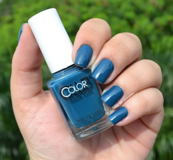 Esmalte Color Club Baldwin Blues 1009