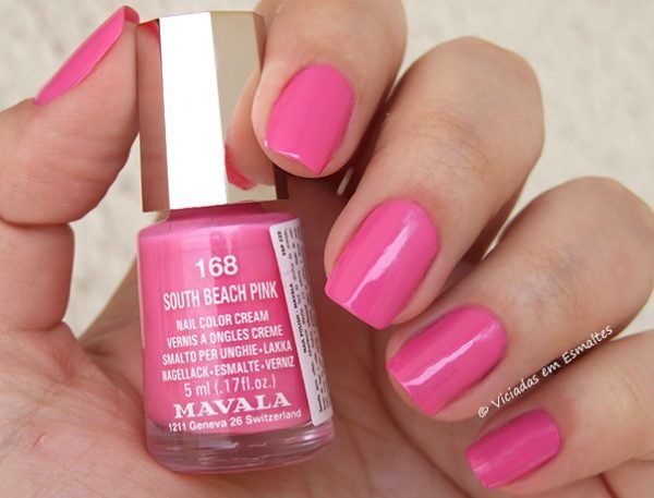 Esmalte Mavala South Beach Pink