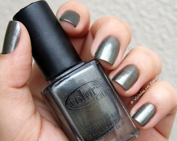 Esmalte Color Club Snakeskin