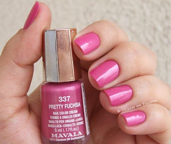 Esmalte Mavala Pretty Fuchsia
