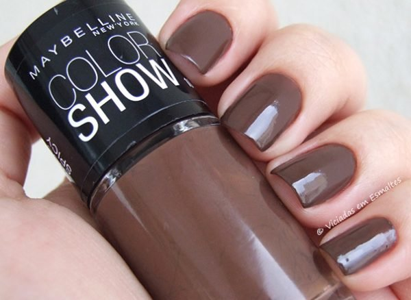 Esmalte Maybelline Color Show 560 Choc Spicy