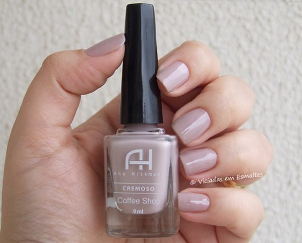 Esmalte Ana Hickmann Coffee Shop
