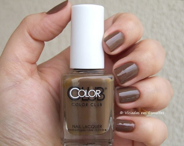 Esmalte Color Club Fondue For Two