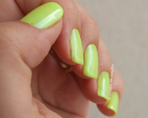 Esmalte Color Club Get your LeMon