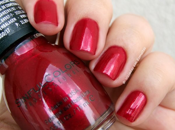 Esmalte Sinful Colors Sugar Sugar
