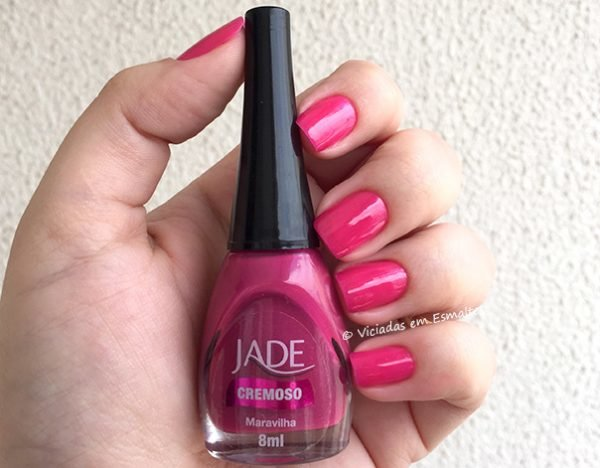 Esmalte Jade Maravilha