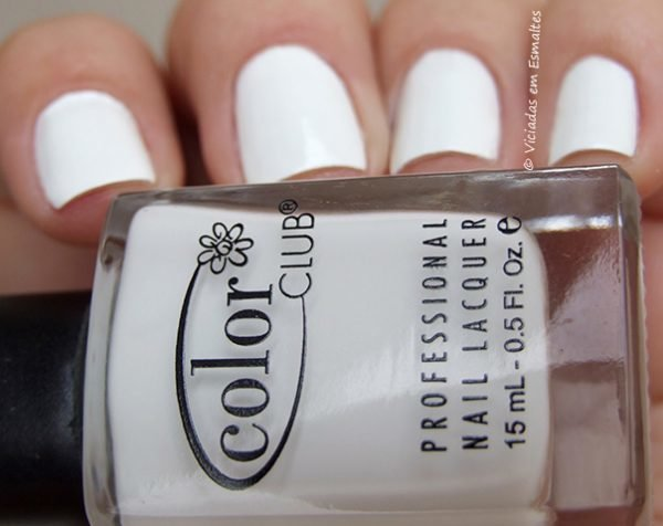 Esmalte Color Club French Tip
