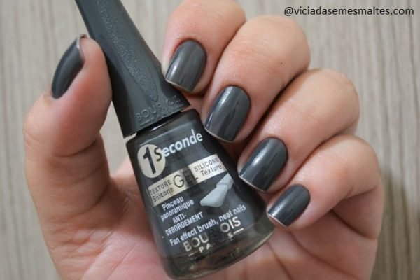 Esmalte Gel Bourjois Grey To Meet You