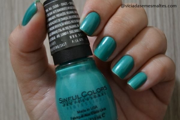 Esmalte Sinful Colors Rise and Shine