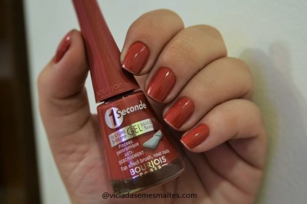 Esmalte Gel Bourjois Nice Tomette You