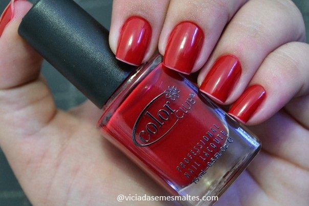 Esmalte Color Club Royal Flush