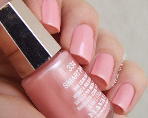 Esmalte Mavala Smart Pink