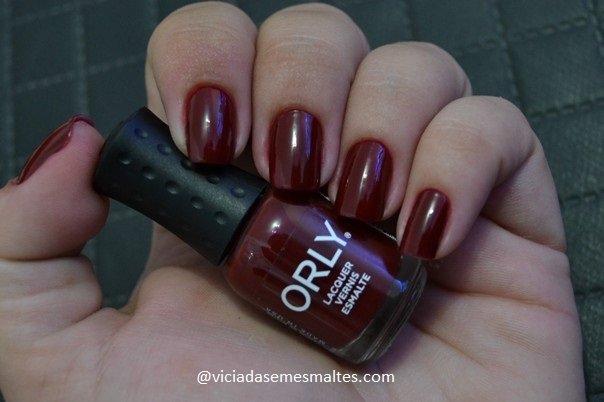 Esmalte Orly Ruby