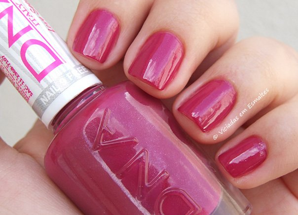 Testando o Esmalte DNA Italy Love Secret