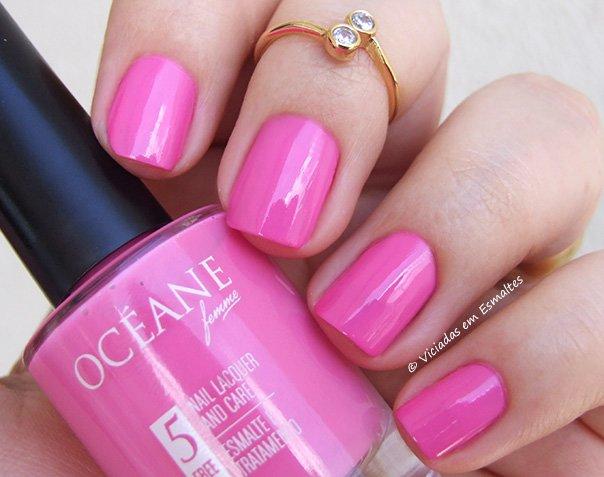 Esmalte Oceane Flamingo