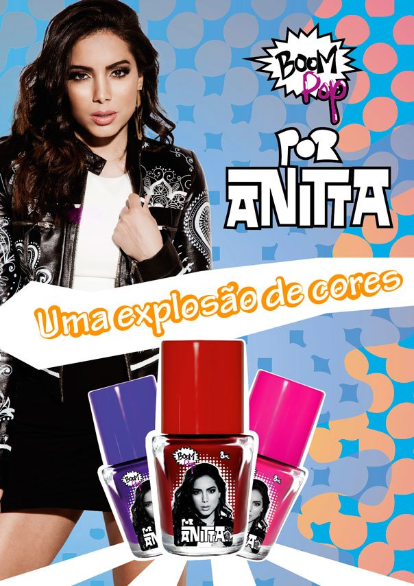 Esmaltes Anitta