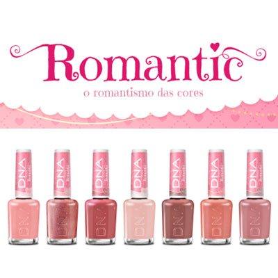 Esmaltes DNA Italy Romantic