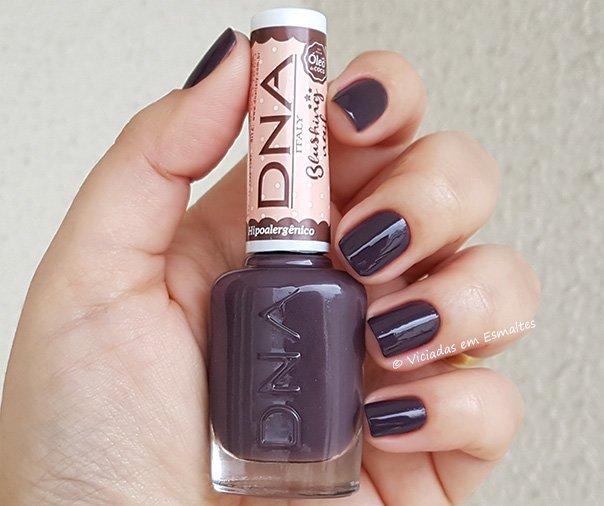 Esmalte DNA Italy Divine Coleção Blushing Nail