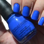 Esmalte Sinful Colors Endless Blue