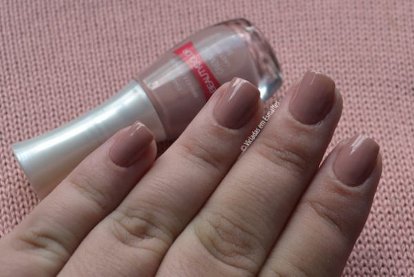 Testando o Esmalte Beauty Color Last Kiss