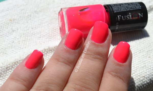 Esmalte Rosa Pink Lindo